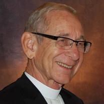 Rev'd  Frederick Palmer LaCrone