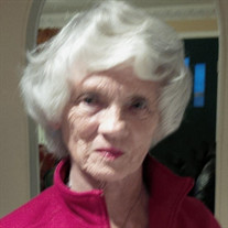 "Margaret Alice Thompson ""Peggy"""
