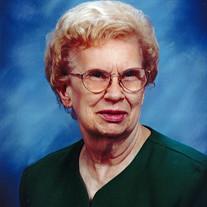 Myra (Teasie) Fulghum Hazlegrove, 94, of Bolivar