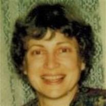 Mrs. Jill Burford Brown