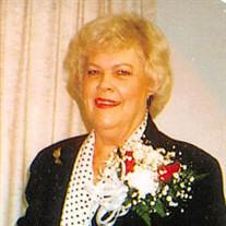 Mrs. Mary Ellen Petty