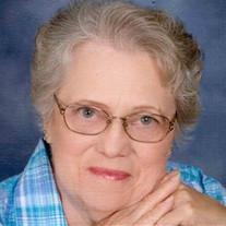 """Carolyn Patricia """"Pat"""" Nanna"""