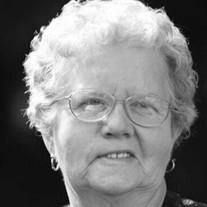 Mrs. Helen E.  Lehoux