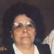 Antonia Sanchez Lechuga