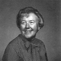 Evelyn Bryan Hendrickson