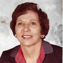 """Elizabeth """"Betty"""" Irene Zimmerman"""