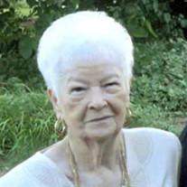 """Margaret  Helen Walters """"Mame"""" Pryor"""