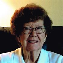 Juanita Josephine Crimmins