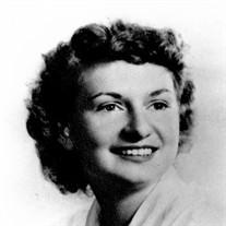 Mrs. Eleanor Mae Whitesell