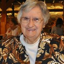 Edna E.  Shaner