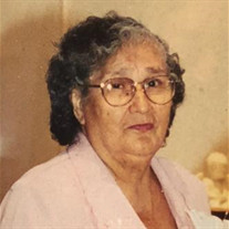 Mrs. Maria Inez Alfaro