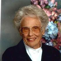Margaret Ruth Sheeley