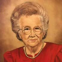 Bernice  Irene Land Orr