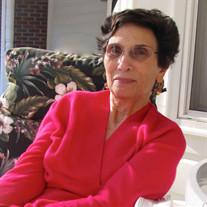 Judith  Parramore