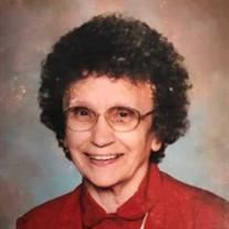 Annetta M. Adams