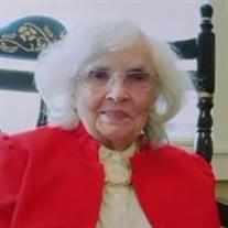 Mrs. Clara Dean Bowman Chumbler