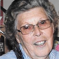 Mary Shelton Morgan