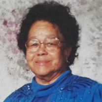 Mrs. Carrie Rosella Evans