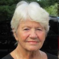 "Sherry ""Ethel"" Yvonne Correll Wheeler"