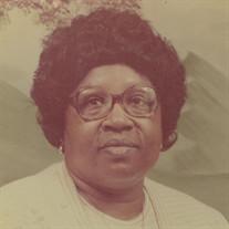 Ms. Sarah Jane Tyree