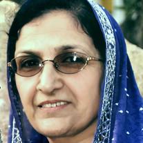 Mrs. Surinder Kaur Shergill