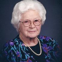 Mattie Elizabeth Powell Warrington