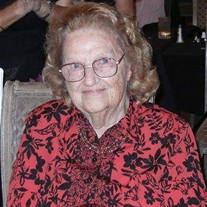 Mrs. Patricia Gwendolyn Clark Powers