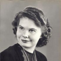 Rhoda Mildred Burgess