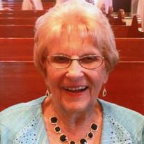 Doris M. Adams