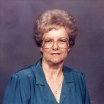 Vera Ruth Vanderpool