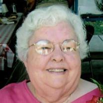Margaret Inez Brogan