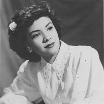 Maria Yolanda Martin