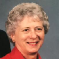 Frances Boland Lindler Thomas