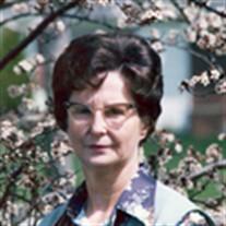 Dorothy Louise Erickson
