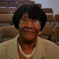 Edna  Newsome  Bush