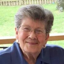 Joanne Burkhalter Hagler