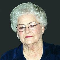 Elizabeth Joy McClenny