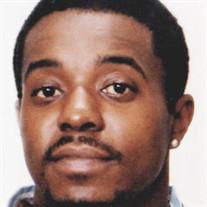 """Mr.  Marcus Anthony """"Mark B."""" Baker"""