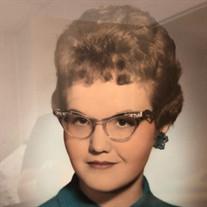 """Judith """"Judy"""" Ann Catlin"""