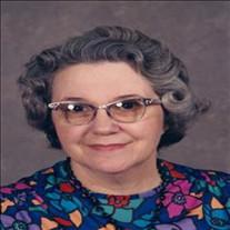 Telva Marie Sarver Mosley