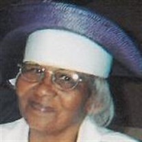 Elder Louella C.  Thompson