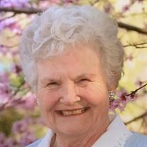Patsy Jean Warford Arterburn