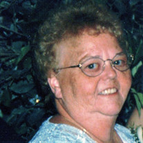 Gloria Glea Burkholder