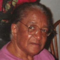 Willetta Geraldine Ellis