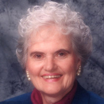 Nancy Madeline (Peterson) Robertson