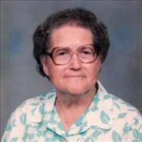 Minnie Gertrude Kellum