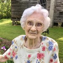 Mrs. Blanche Kelley Sayer
