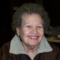 Edith Morgan Wood