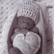 Infant Keymani Iman Amour Proctor