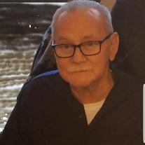 """Mr. Louis Elwood """"Mr. Lou"""" Wilkins age 83, of Keystone Heights"""